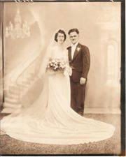 Grandma Helen and Grandpa Edwin
