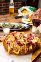 cranberry-brie-pull-apart-bread